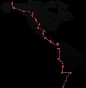 Panamerica Solo Jonas Deichman Challenges